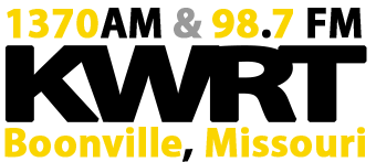 1370 AM KWRT Logo